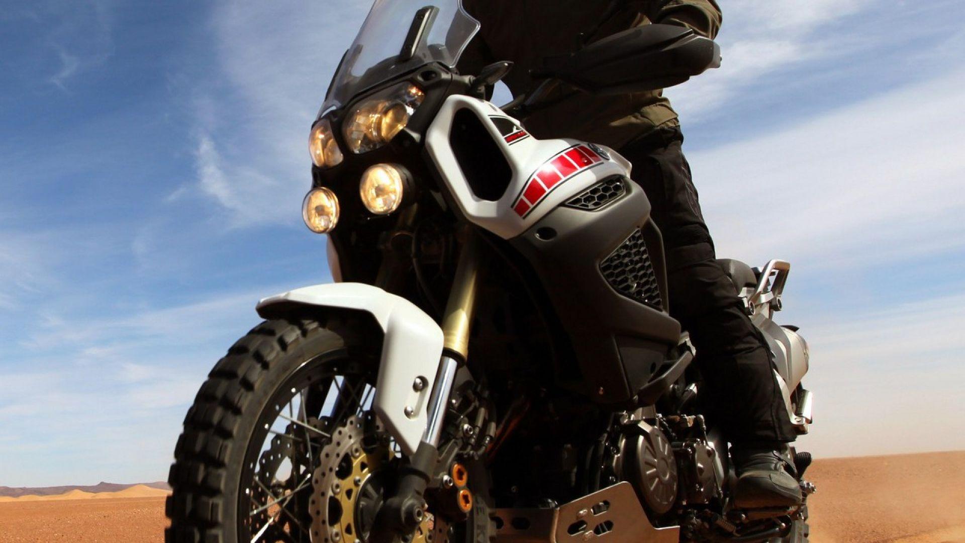 Immagine 103: In Marocco con la Yamaha Super Ténéré