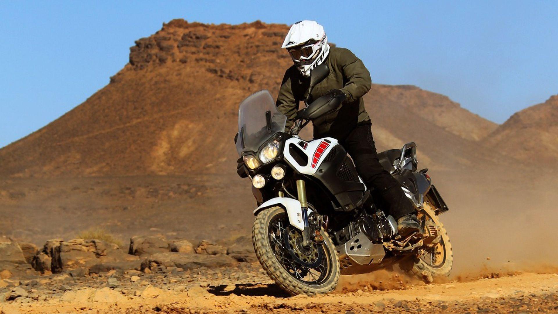 Immagine 105: In Marocco con la Yamaha Super Ténéré