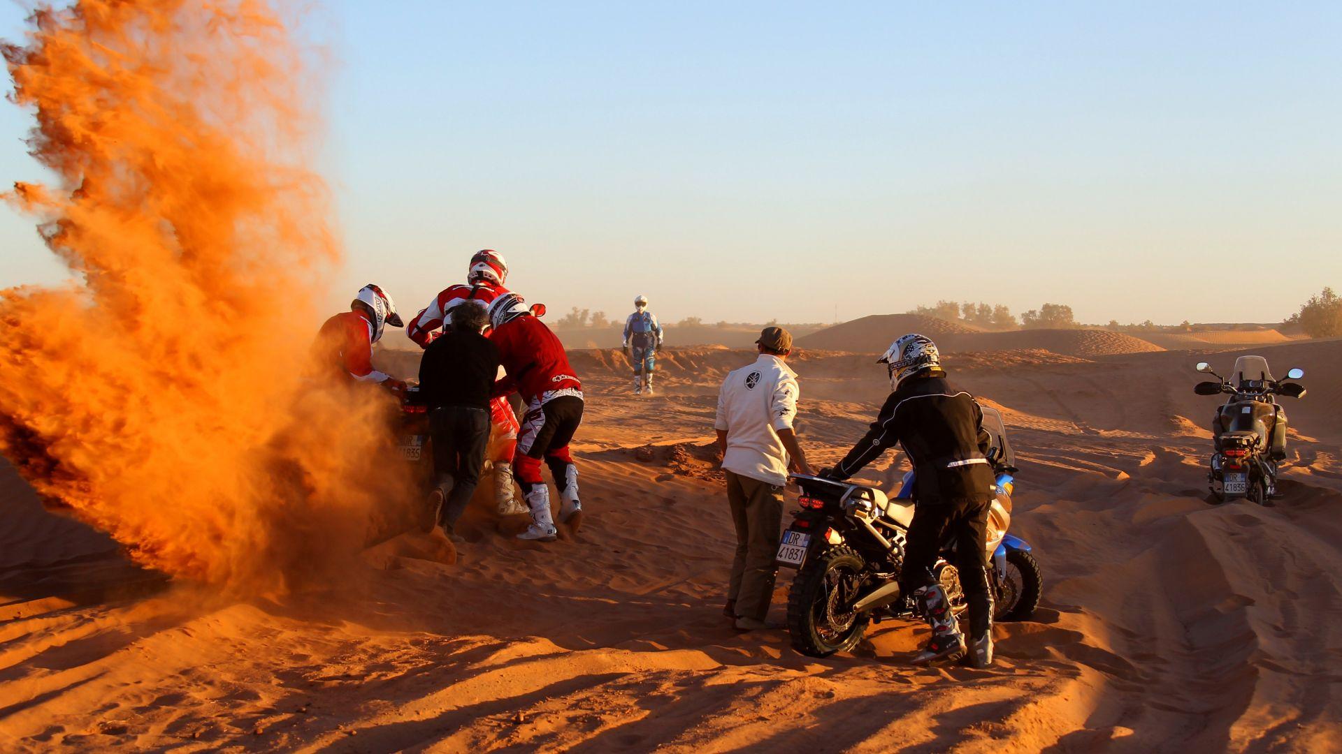 Immagine 136: In Marocco con la Yamaha Super Ténéré