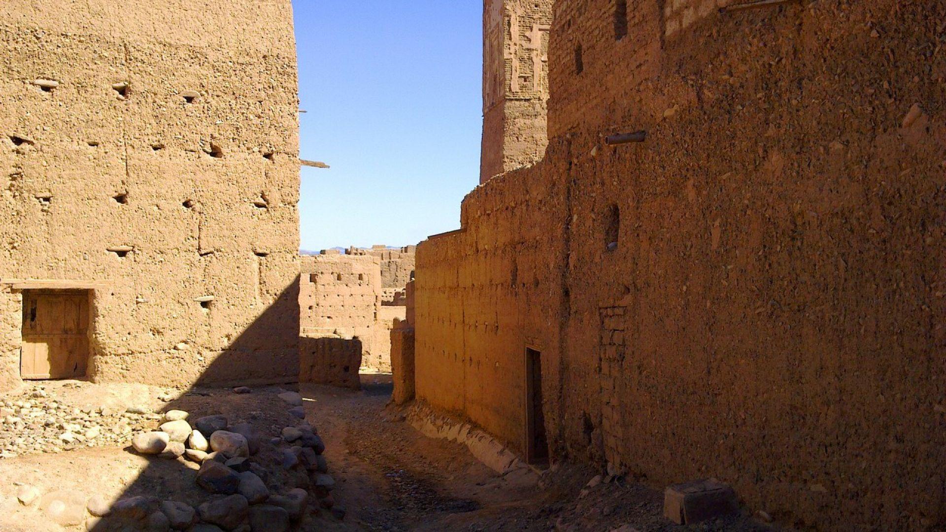 Immagine 133: In Marocco con la Yamaha Super Ténéré