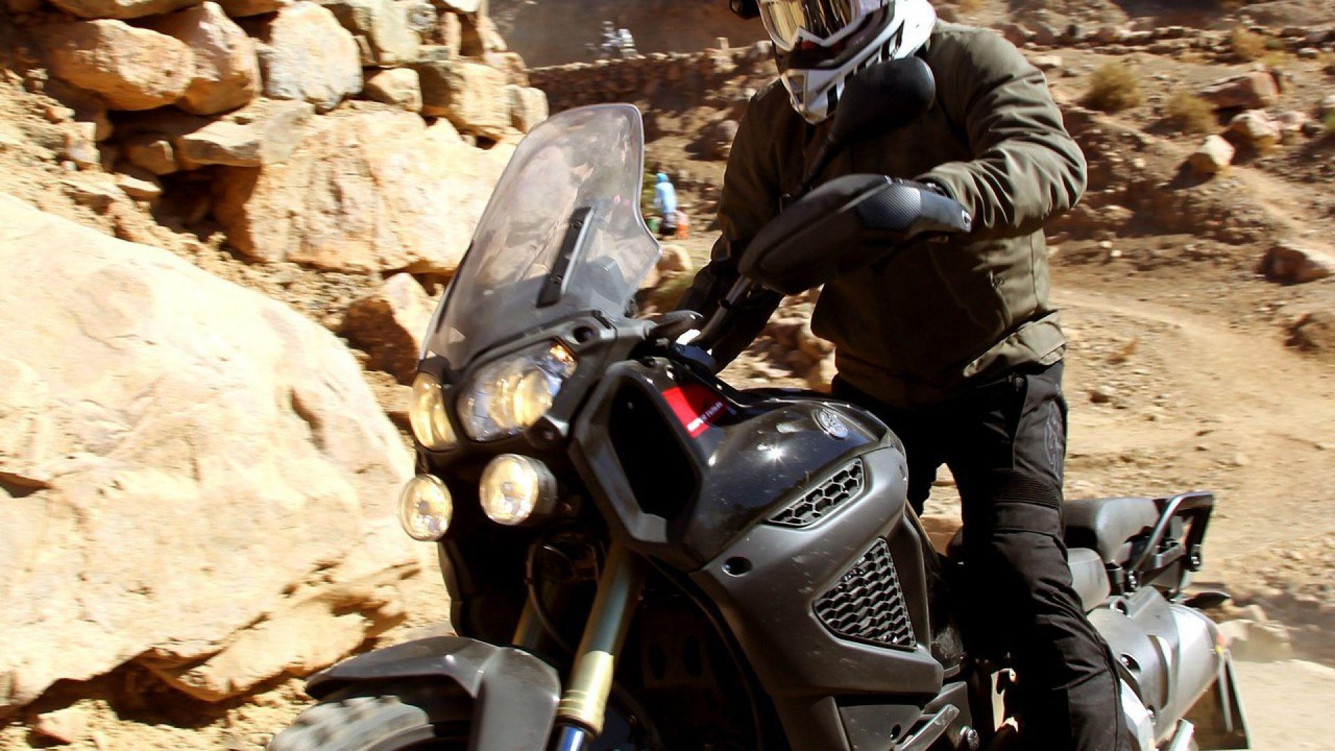Immagine 123: In Marocco con la Yamaha Super Ténéré