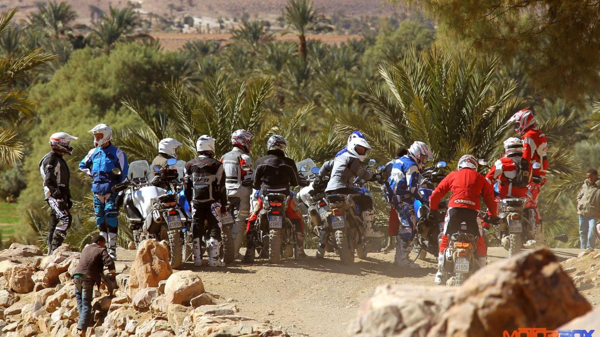 Immagine 126: In Marocco con la Yamaha Super Ténéré