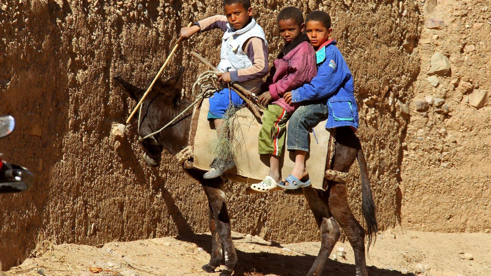 Immagine 127: In Marocco con la Yamaha Super Ténéré