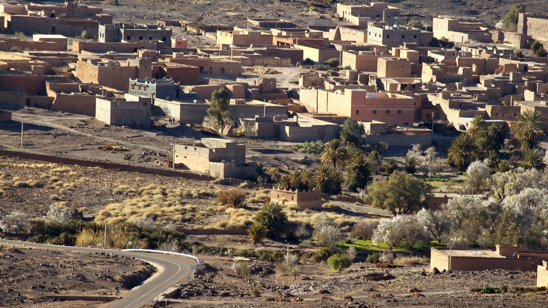 Immagine 131: In Marocco con la Yamaha Super Ténéré