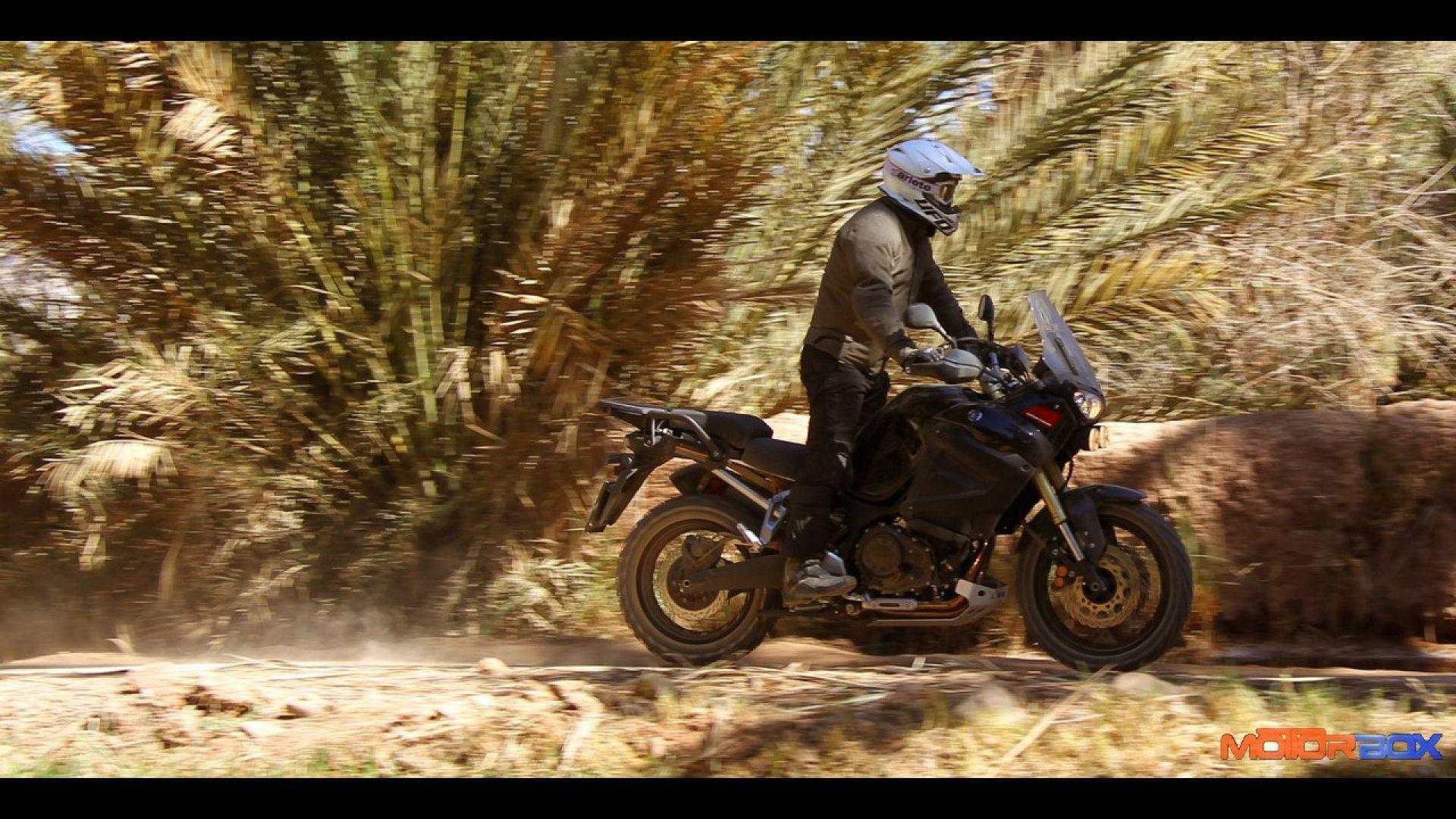 Immagine 145: In Marocco con la Yamaha Super Ténéré