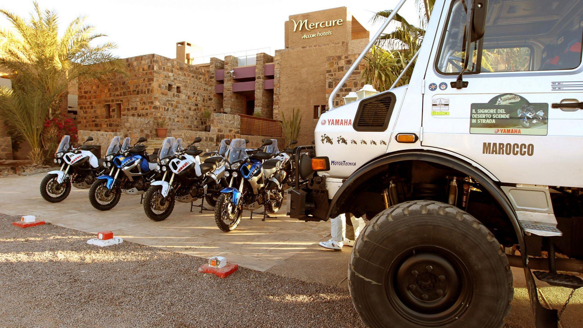 Immagine 33: In Marocco con la Yamaha Super Ténéré