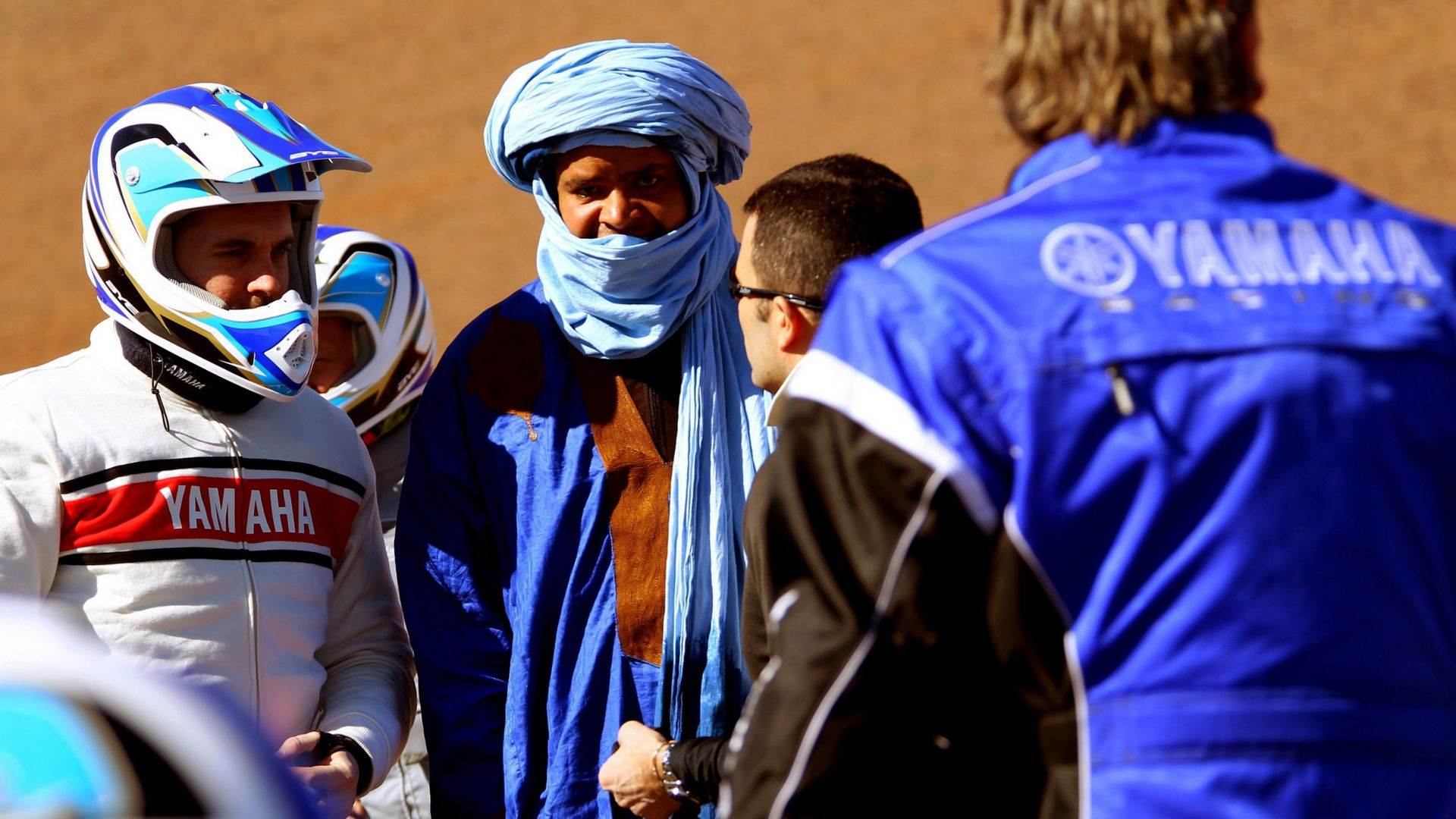 Immagine 29: In Marocco con la Yamaha Super Ténéré
