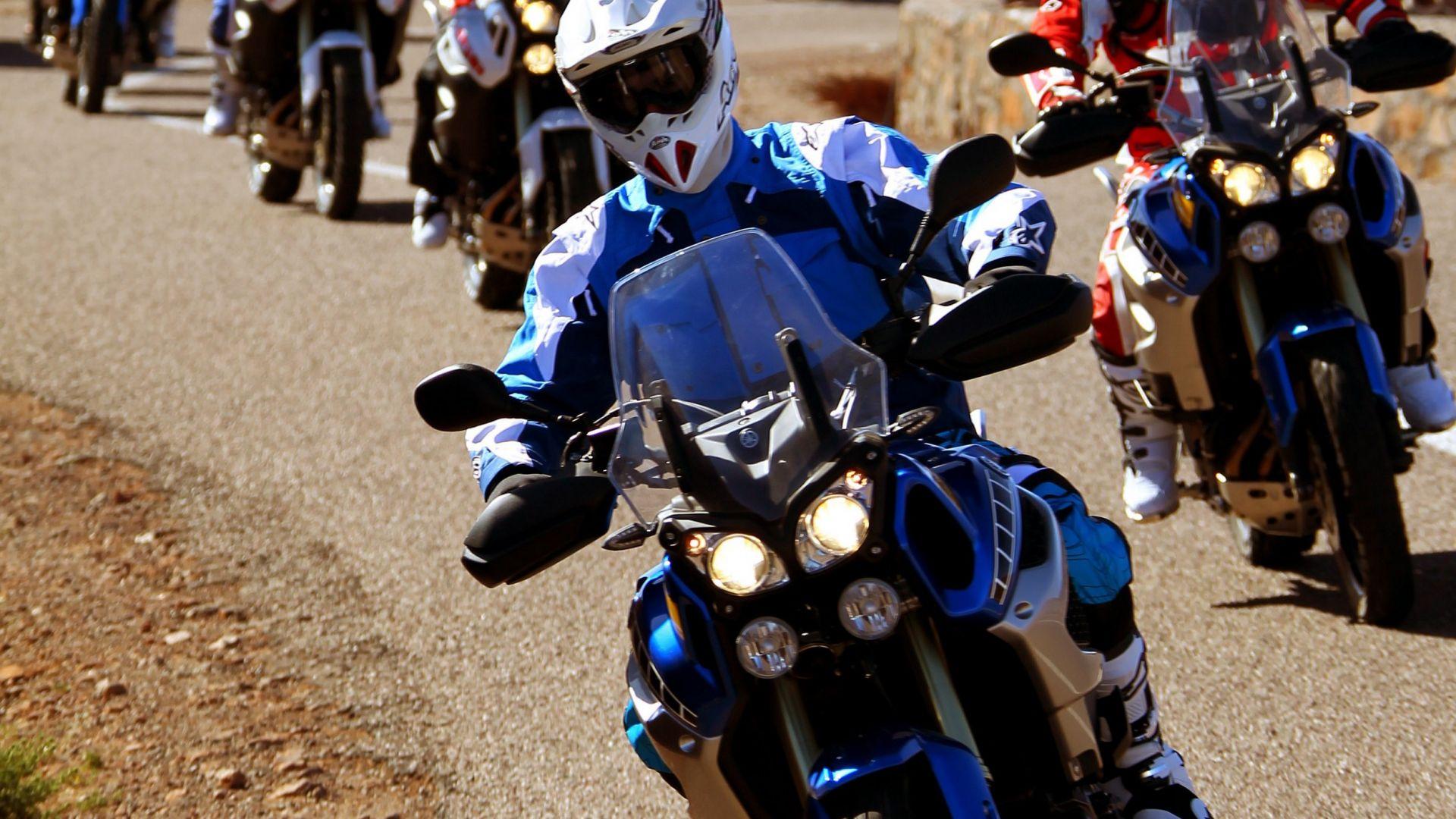 Immagine 43: In Marocco con la Yamaha Super Ténéré