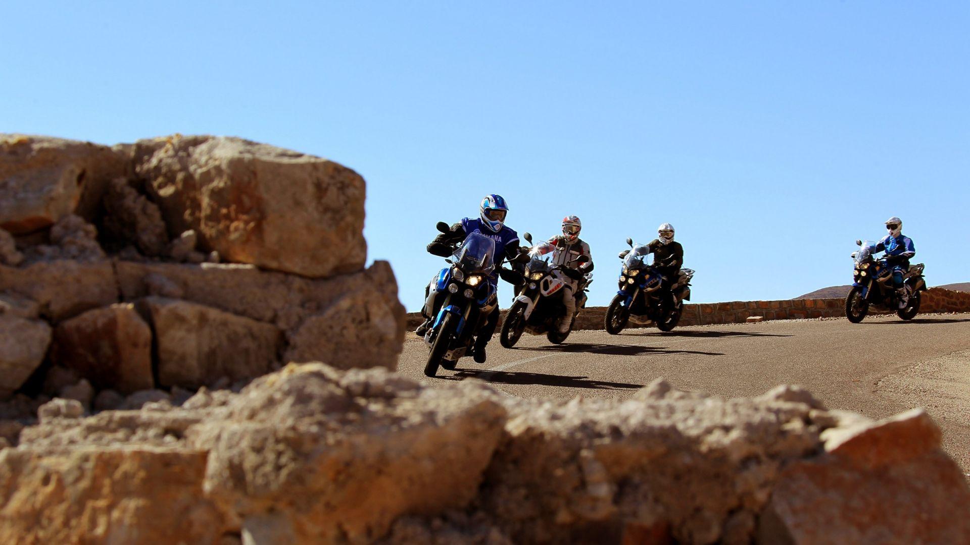 Immagine 42: In Marocco con la Yamaha Super Ténéré
