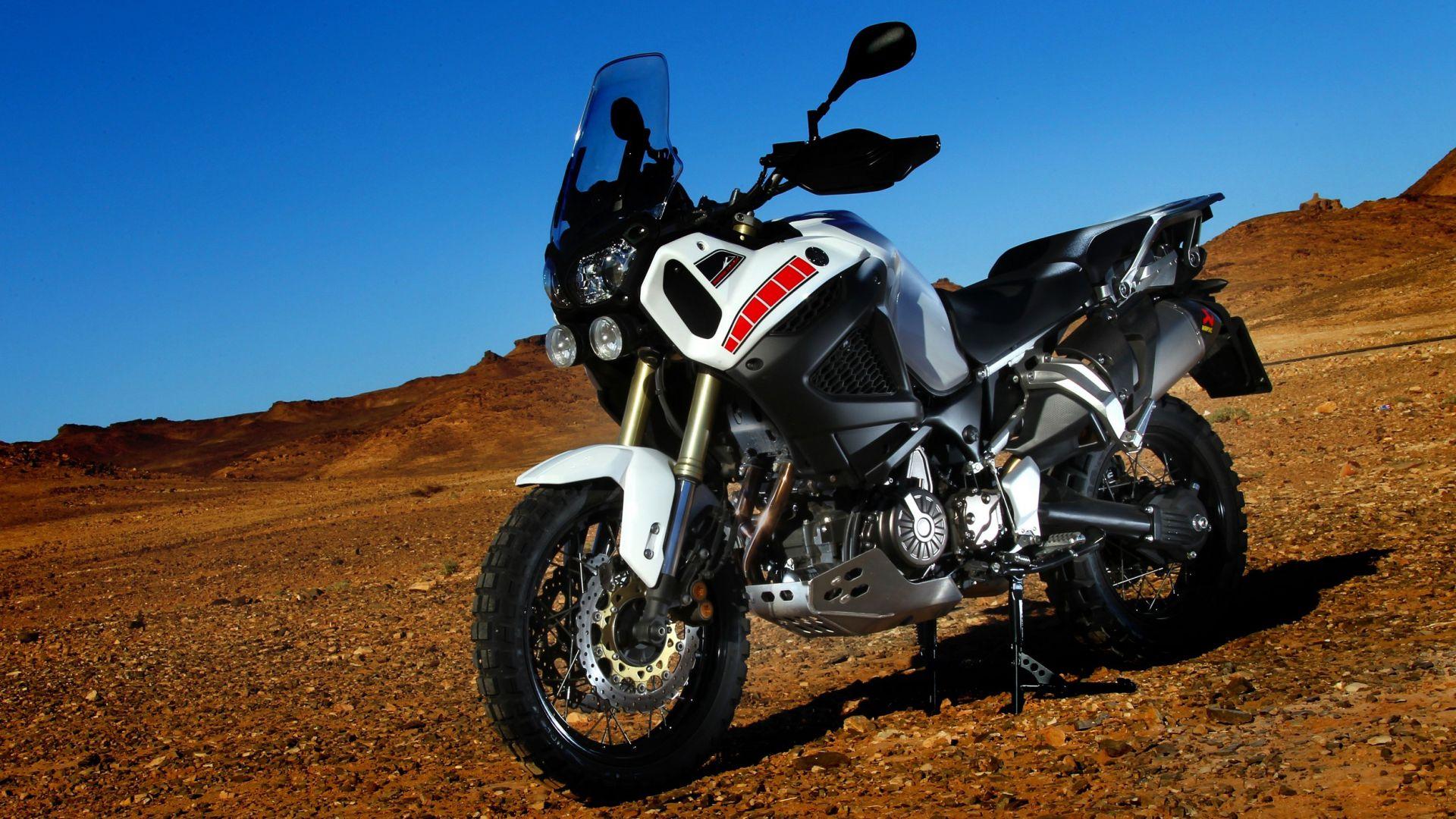 Immagine 39: In Marocco con la Yamaha Super Ténéré