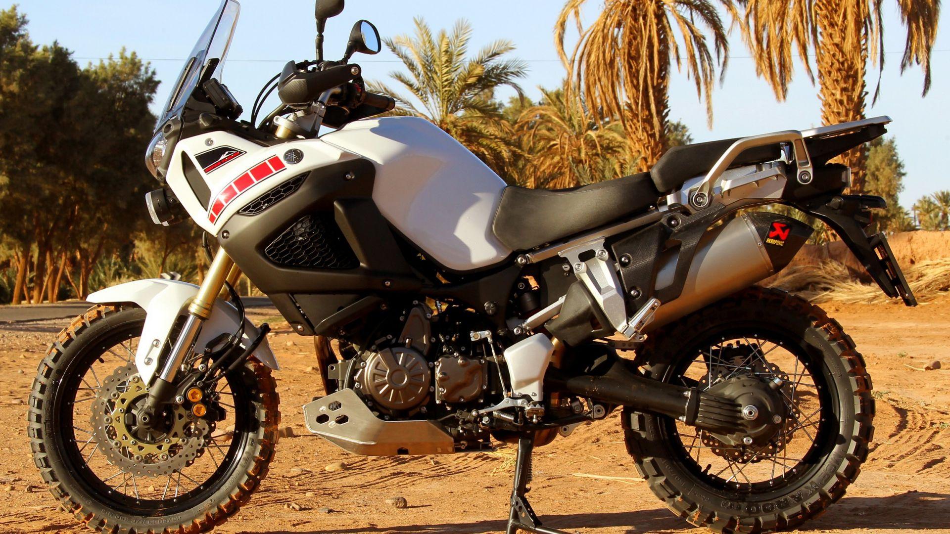Immagine 38: In Marocco con la Yamaha Super Ténéré