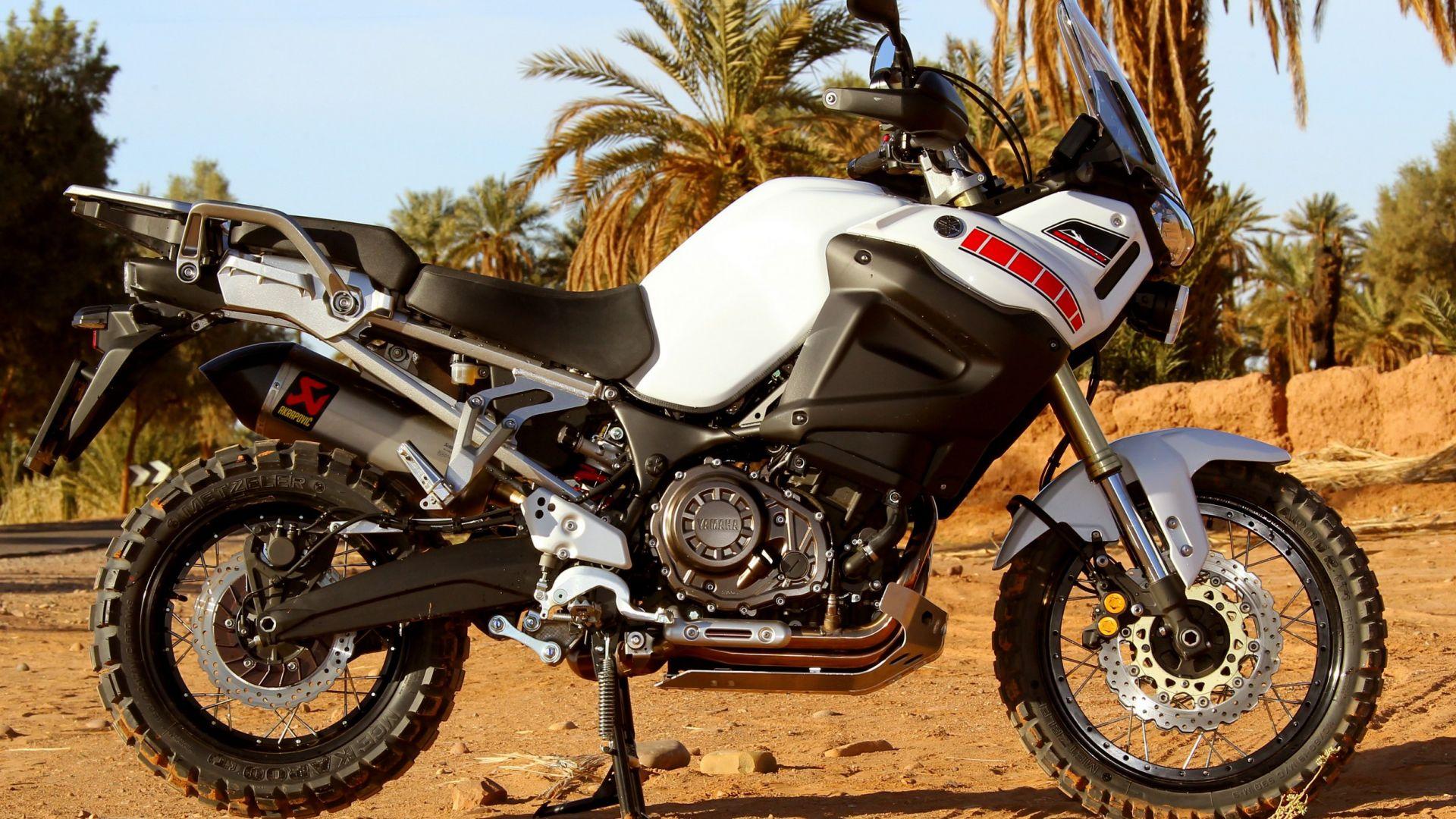 Immagine 3: In Marocco con la Yamaha Super Ténéré