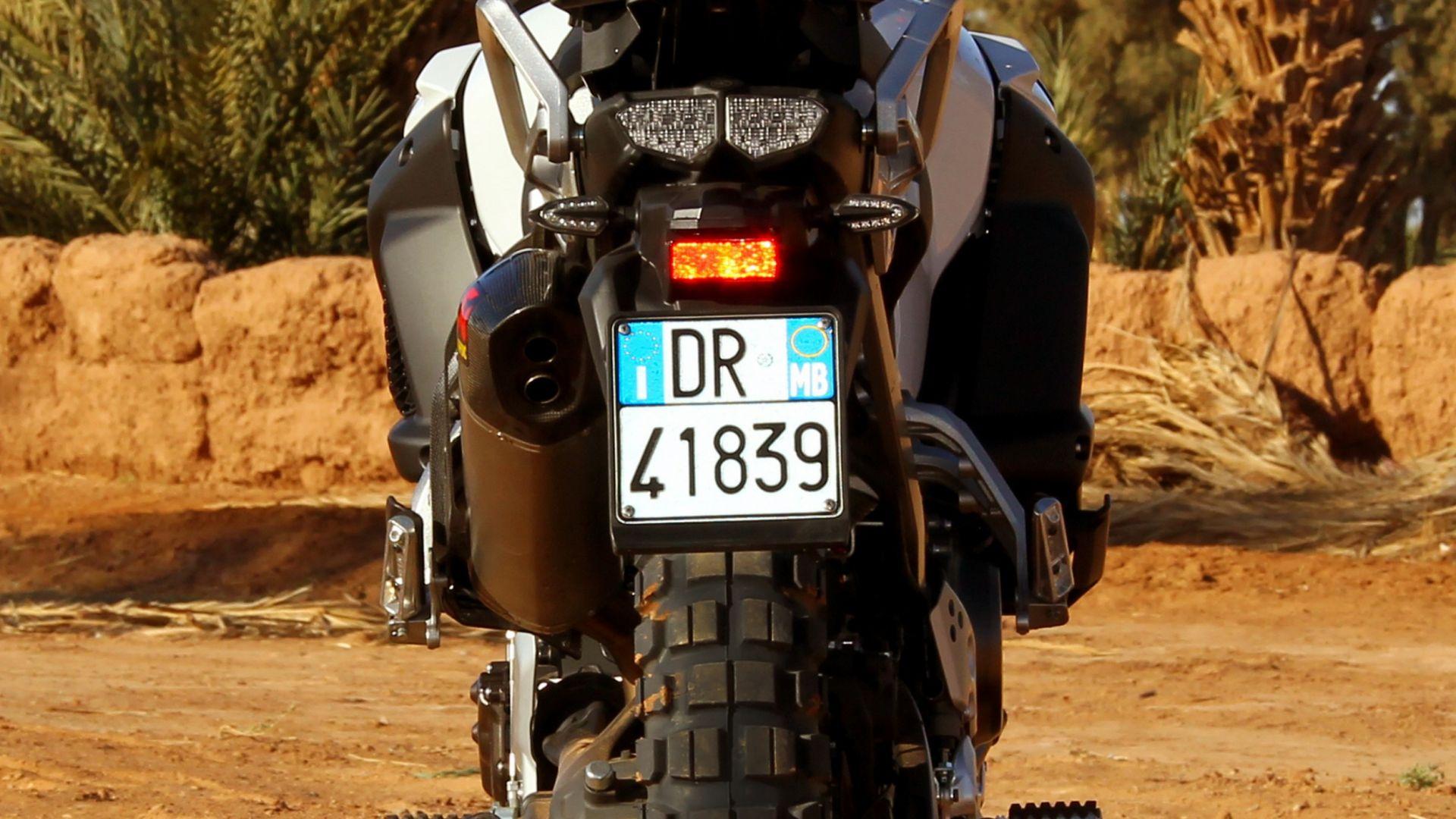Immagine 11: In Marocco con la Yamaha Super Ténéré