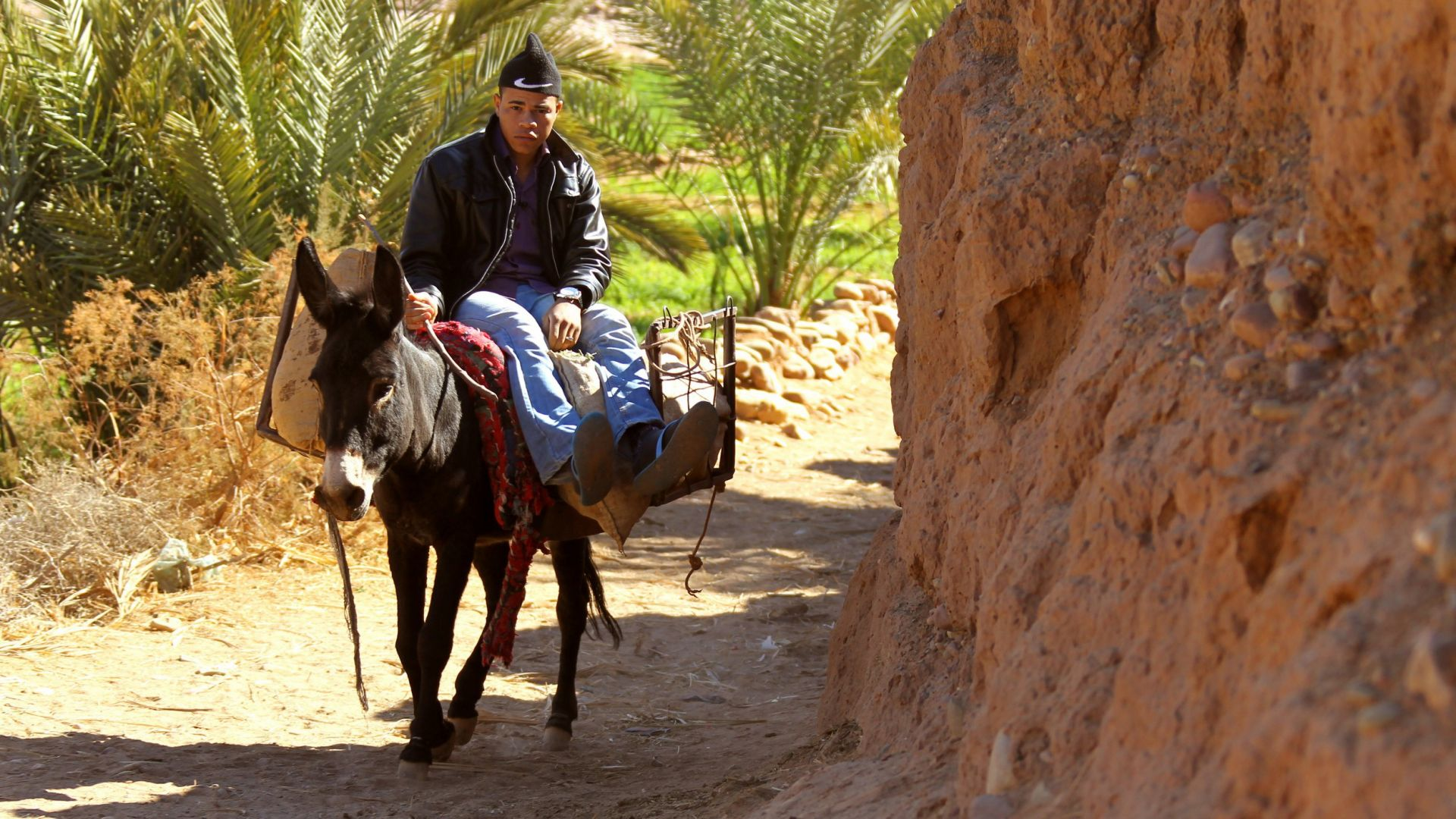 Immagine 13: In Marocco con la Yamaha Super Ténéré