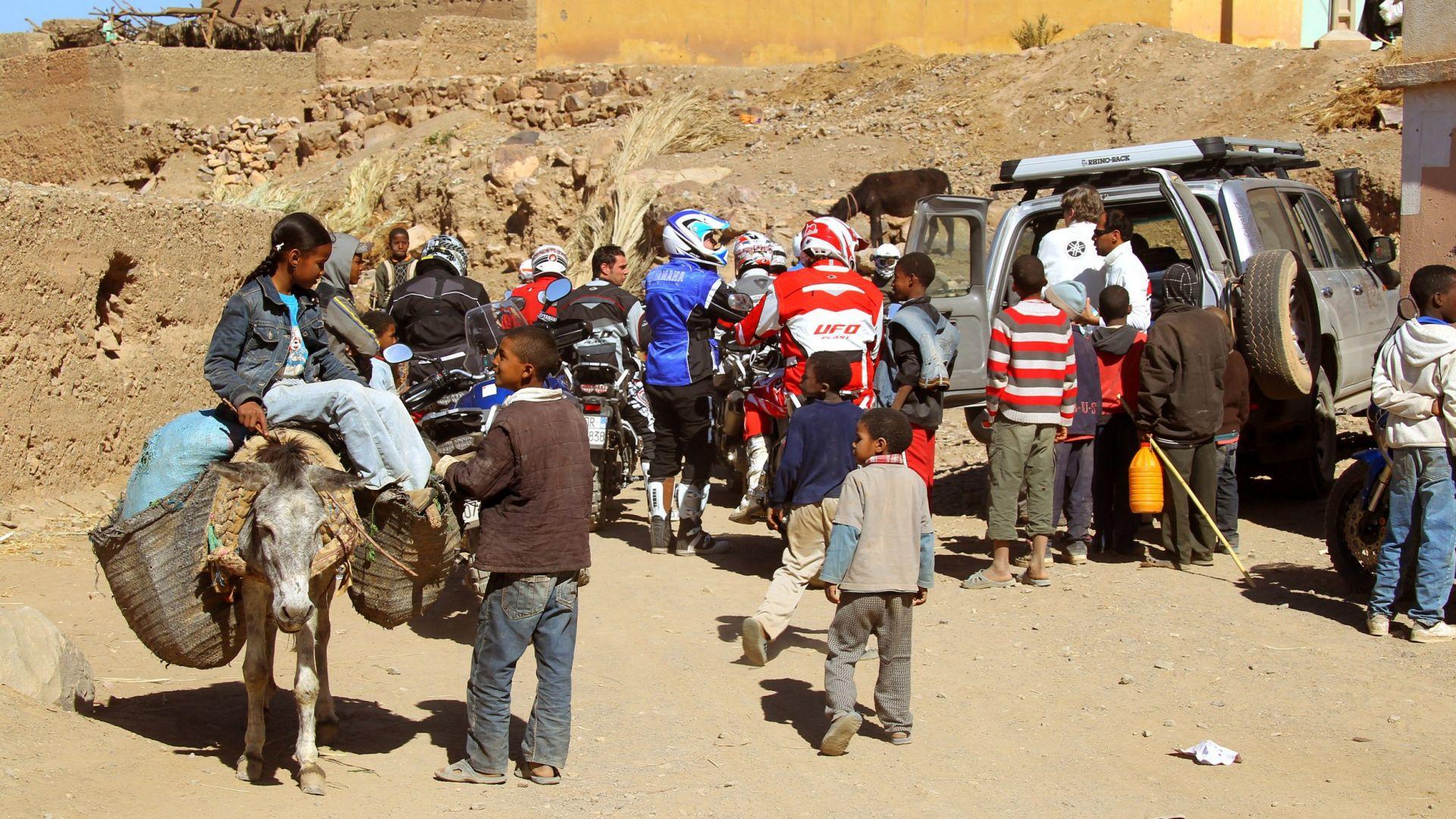 Immagine 18: In Marocco con la Yamaha Super Ténéré