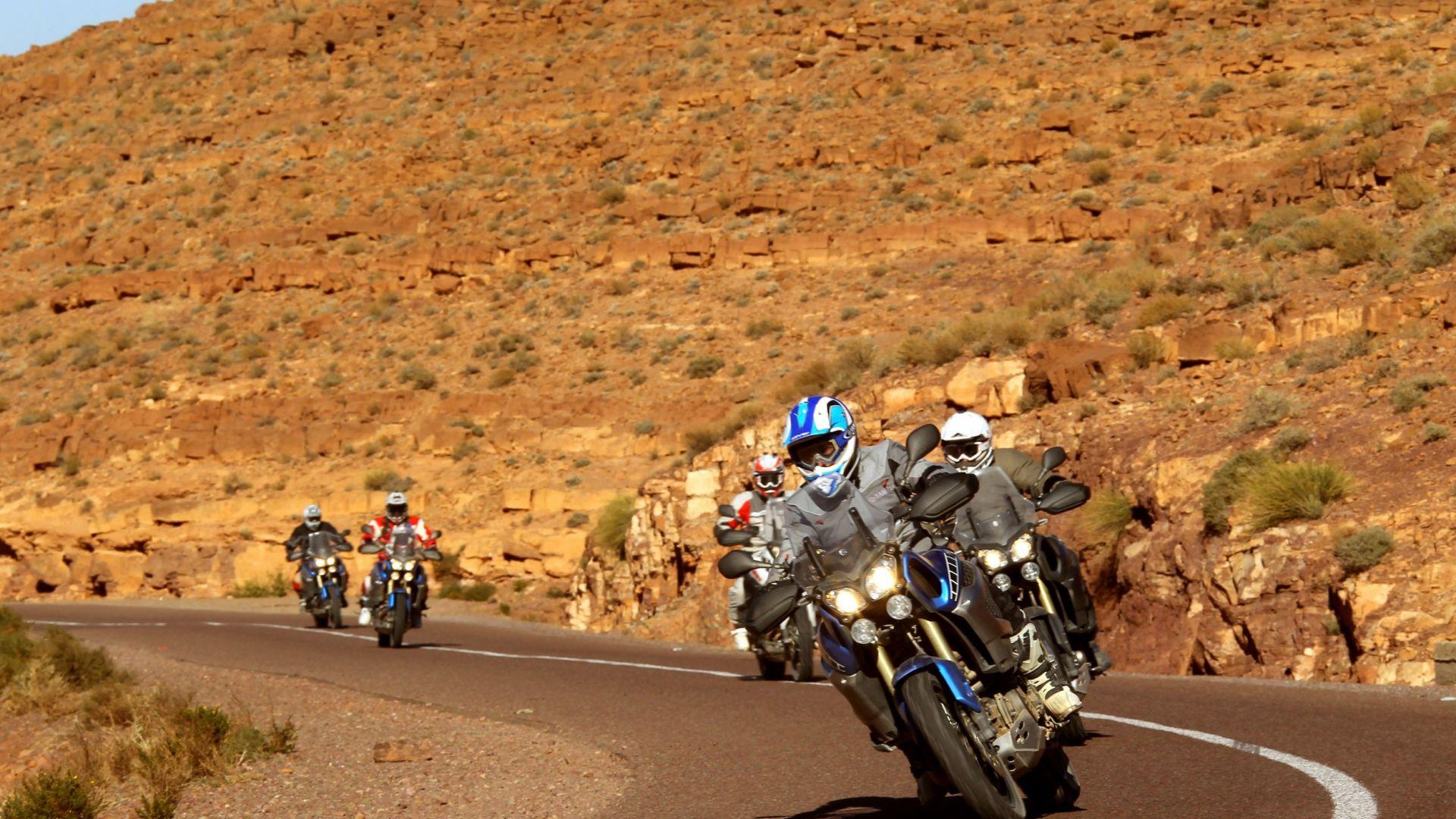 Immagine 48: In Marocco con la Yamaha Super Ténéré