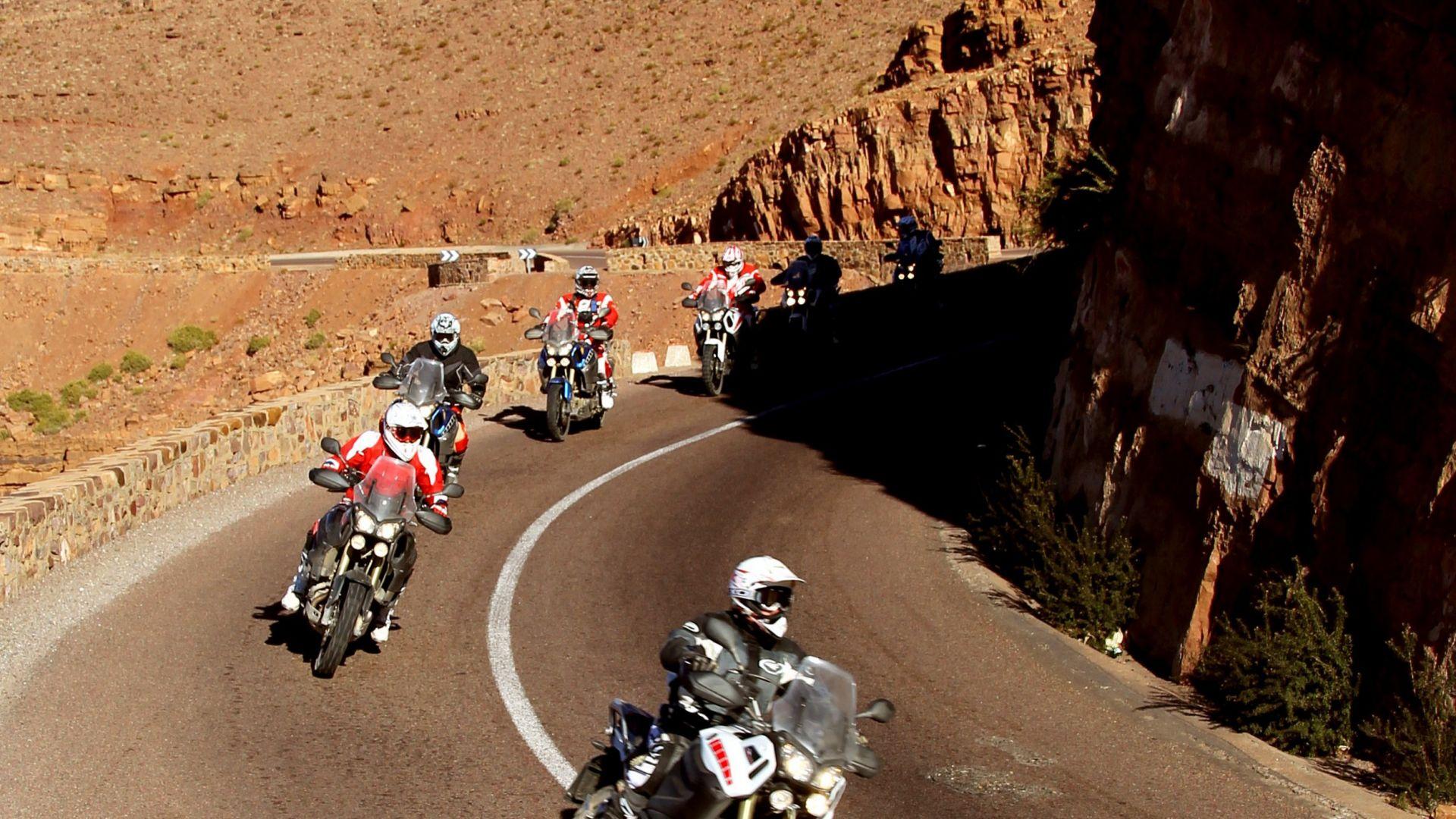 Immagine 88: In Marocco con la Yamaha Super Ténéré