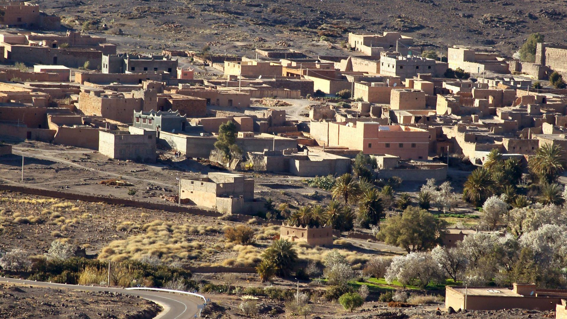 Immagine 87: In Marocco con la Yamaha Super Ténéré