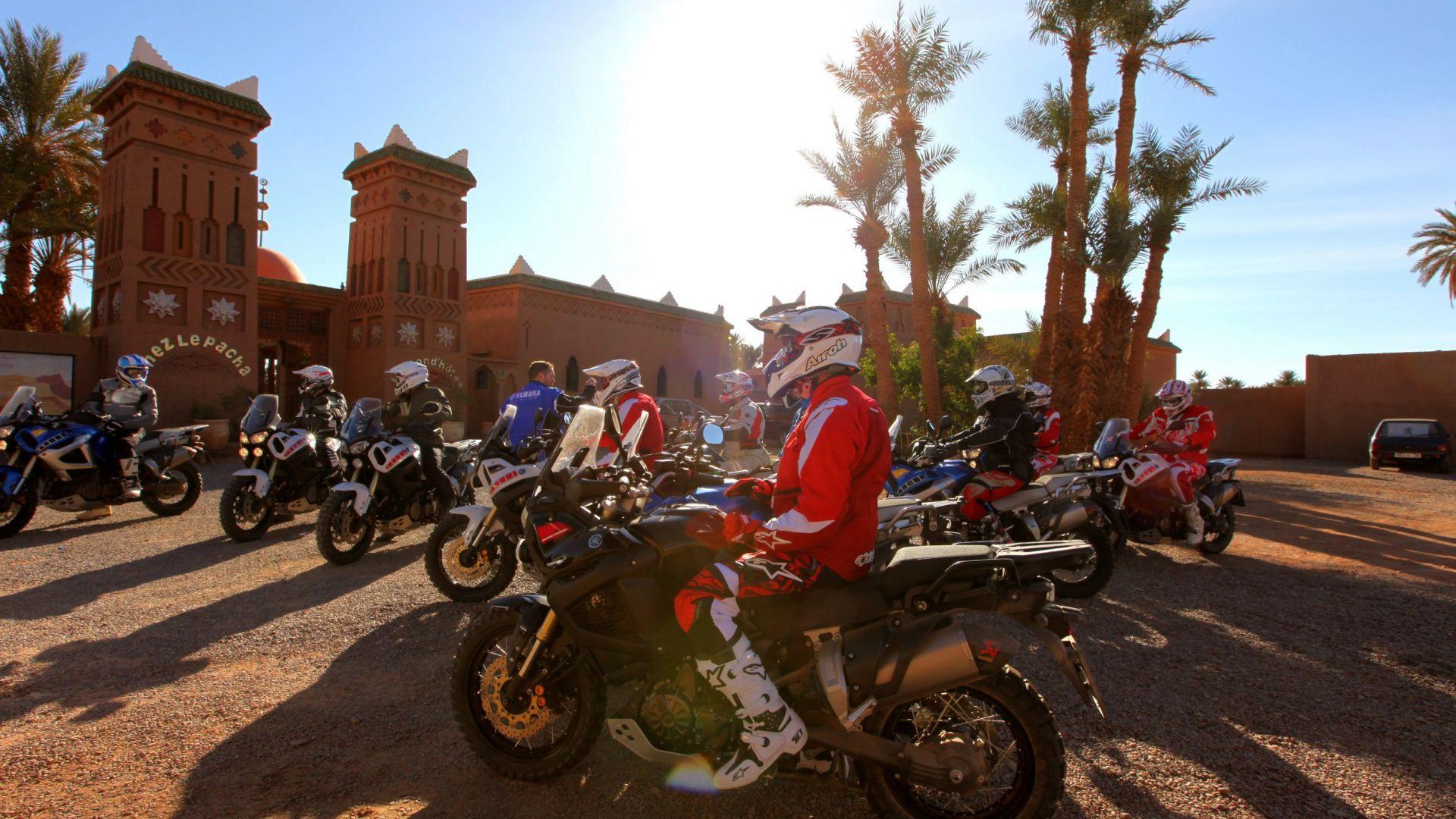 Immagine 85: In Marocco con la Yamaha Super Ténéré