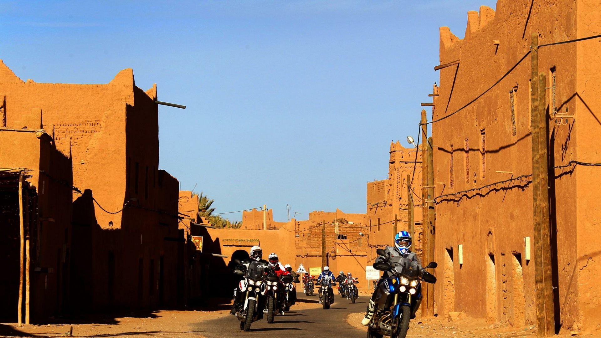 Immagine 83: In Marocco con la Yamaha Super Ténéré