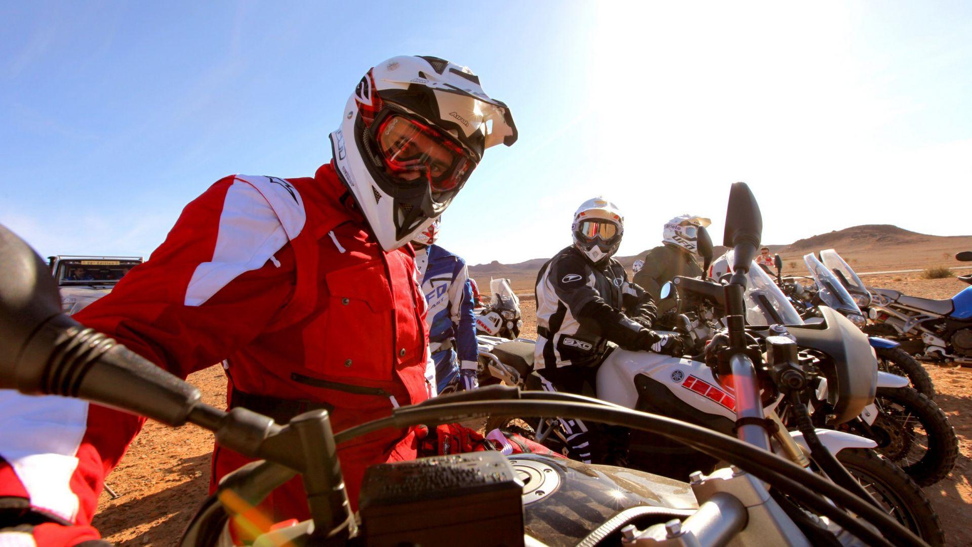 Immagine 82: In Marocco con la Yamaha Super Ténéré