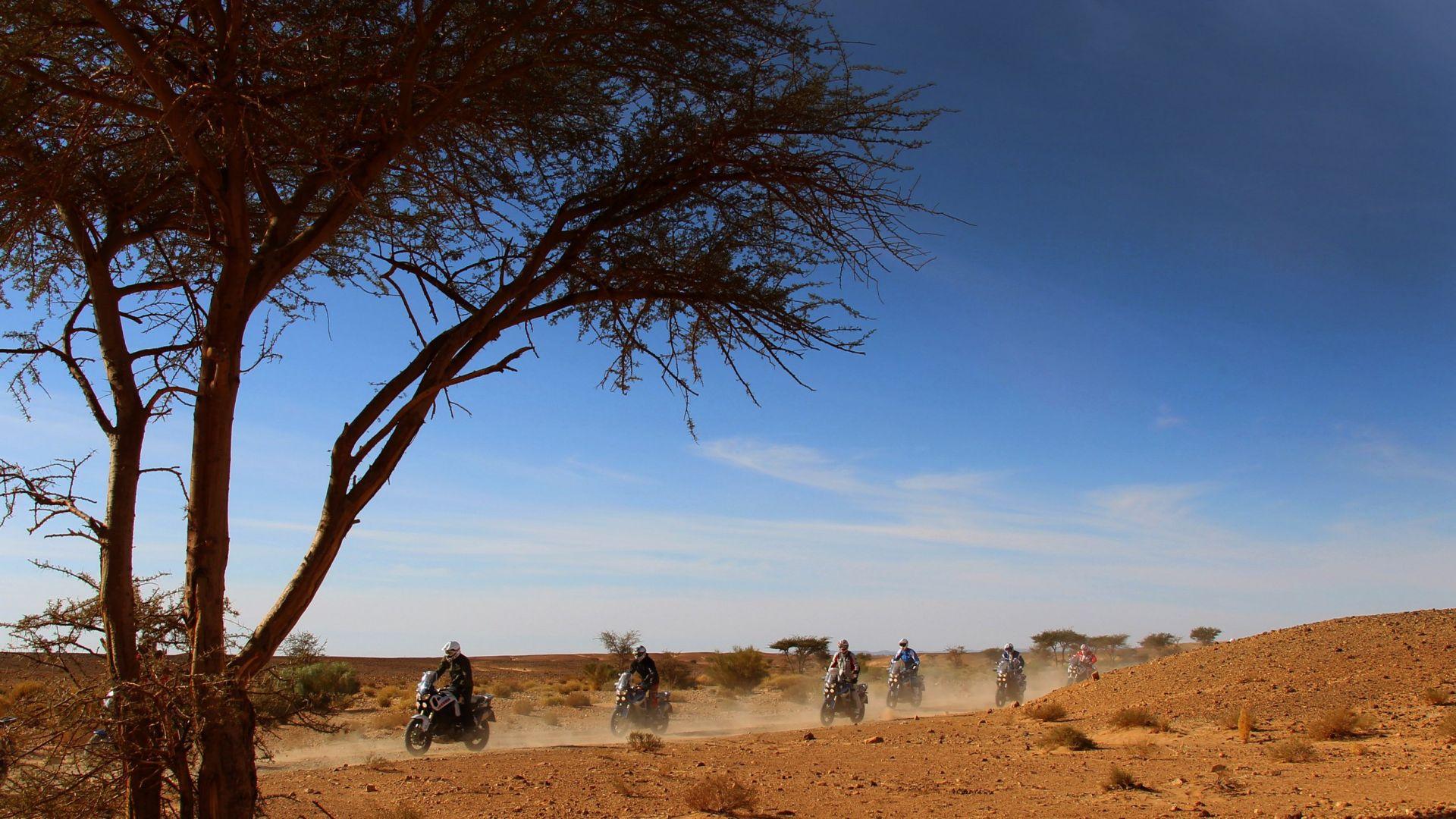 Immagine 81: In Marocco con la Yamaha Super Ténéré