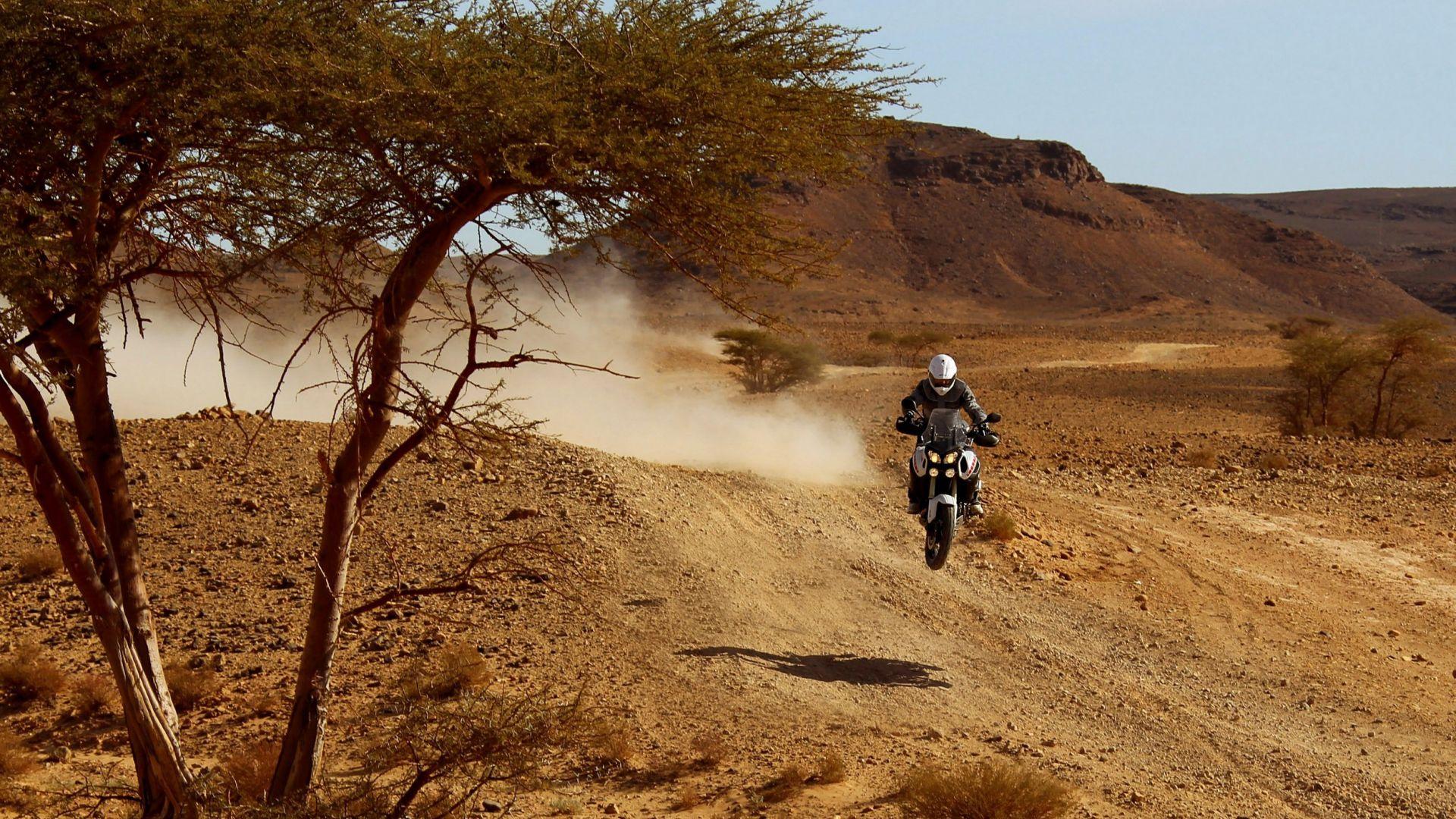 Immagine 79: In Marocco con la Yamaha Super Ténéré