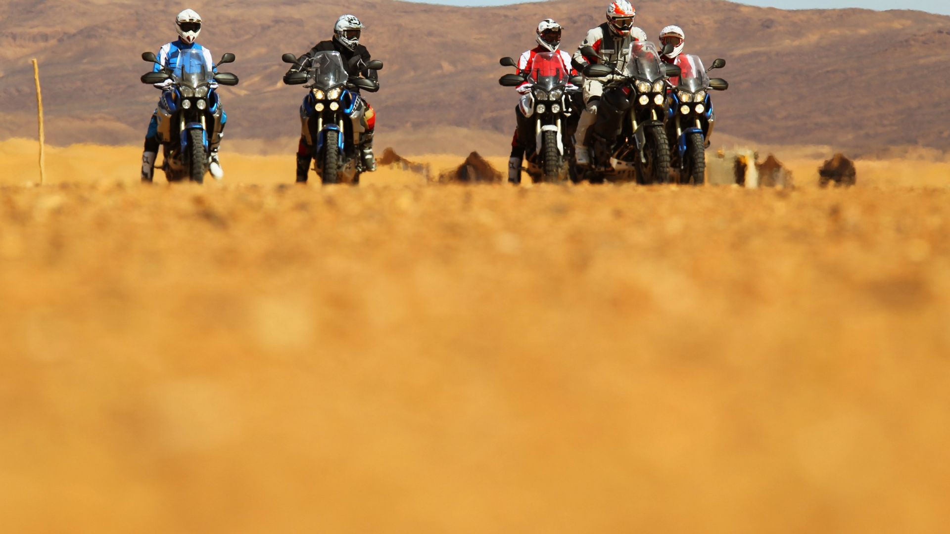 Immagine 89: In Marocco con la Yamaha Super Ténéré