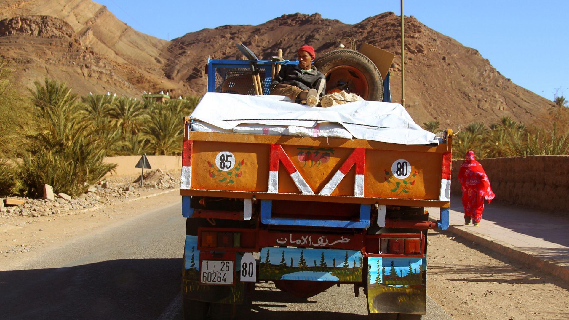 Immagine 56: In Marocco con la Yamaha Super Ténéré