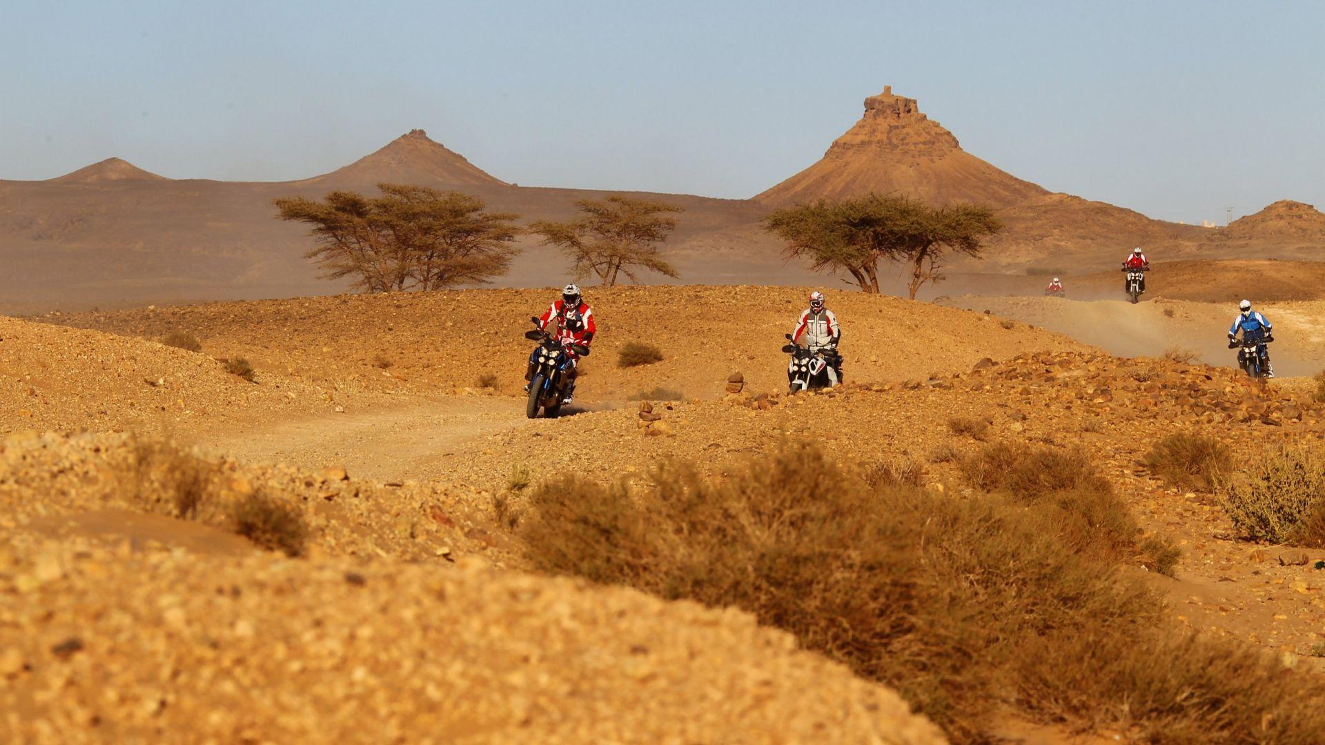 Immagine 54: In Marocco con la Yamaha Super Ténéré