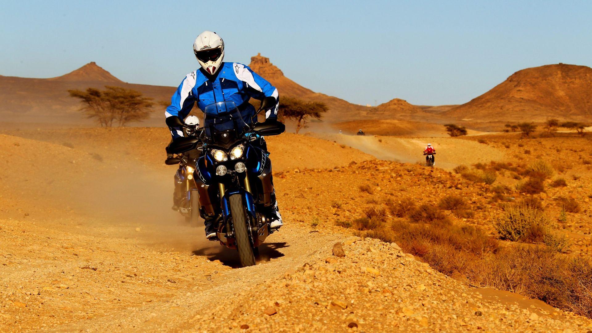 Immagine 52: In Marocco con la Yamaha Super Ténéré