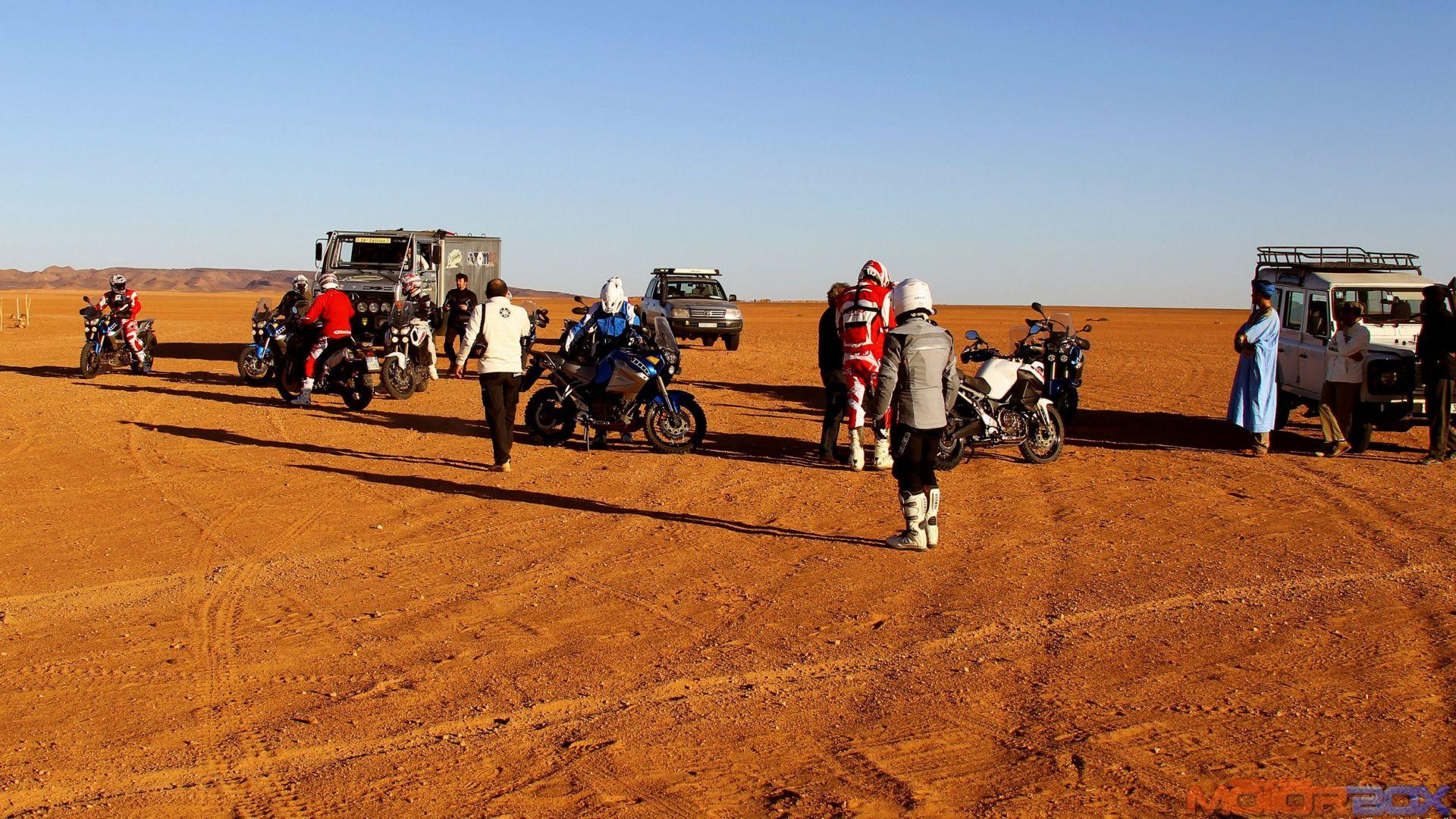 Immagine 62: In Marocco con la Yamaha Super Ténéré