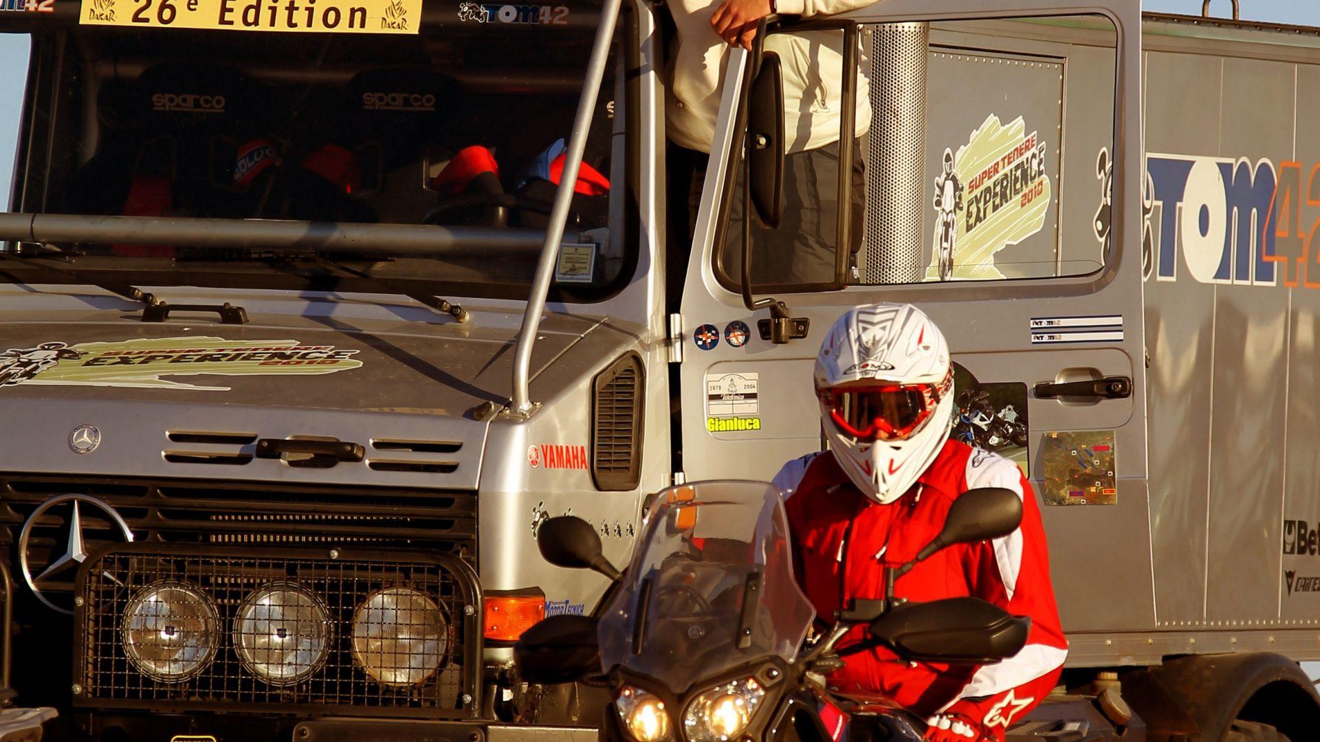 Immagine 63: In Marocco con la Yamaha Super Ténéré