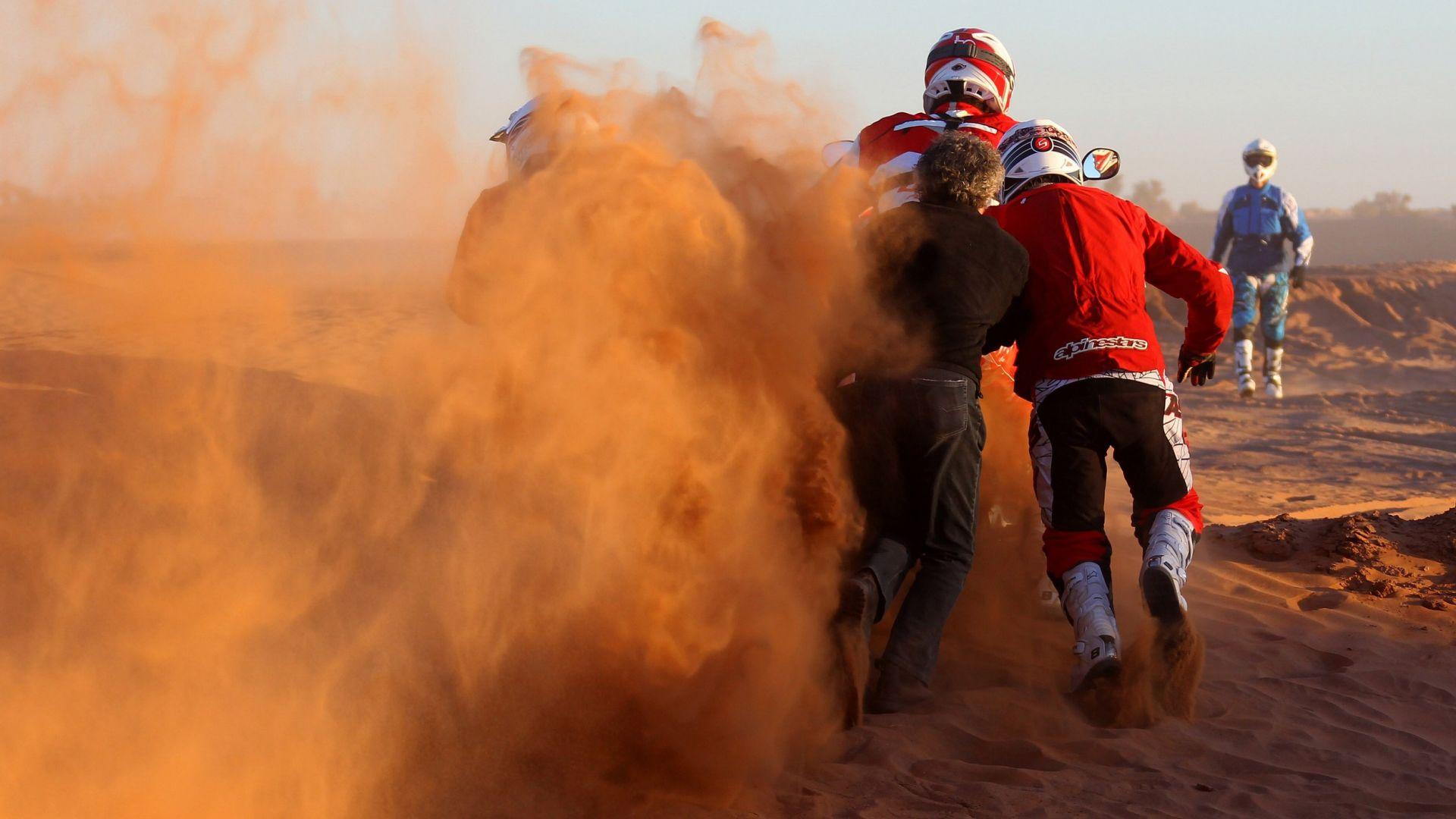Immagine 72: In Marocco con la Yamaha Super Ténéré