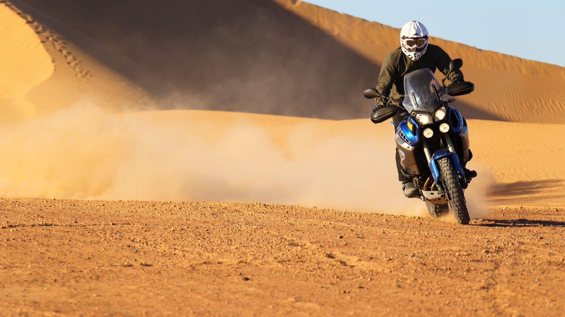 Immagine 68: In Marocco con la Yamaha Super Ténéré