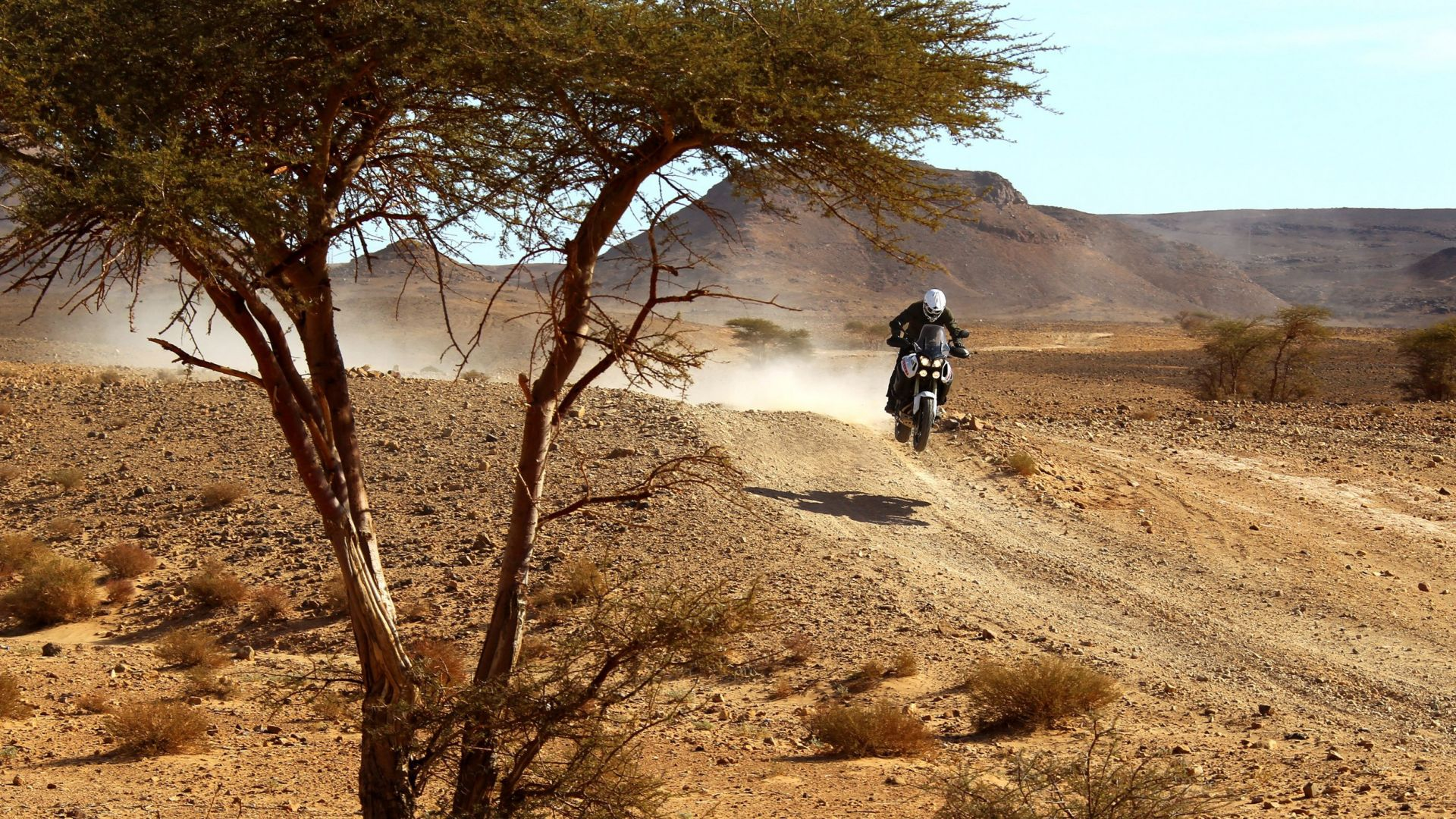 Immagine 67: In Marocco con la Yamaha Super Ténéré