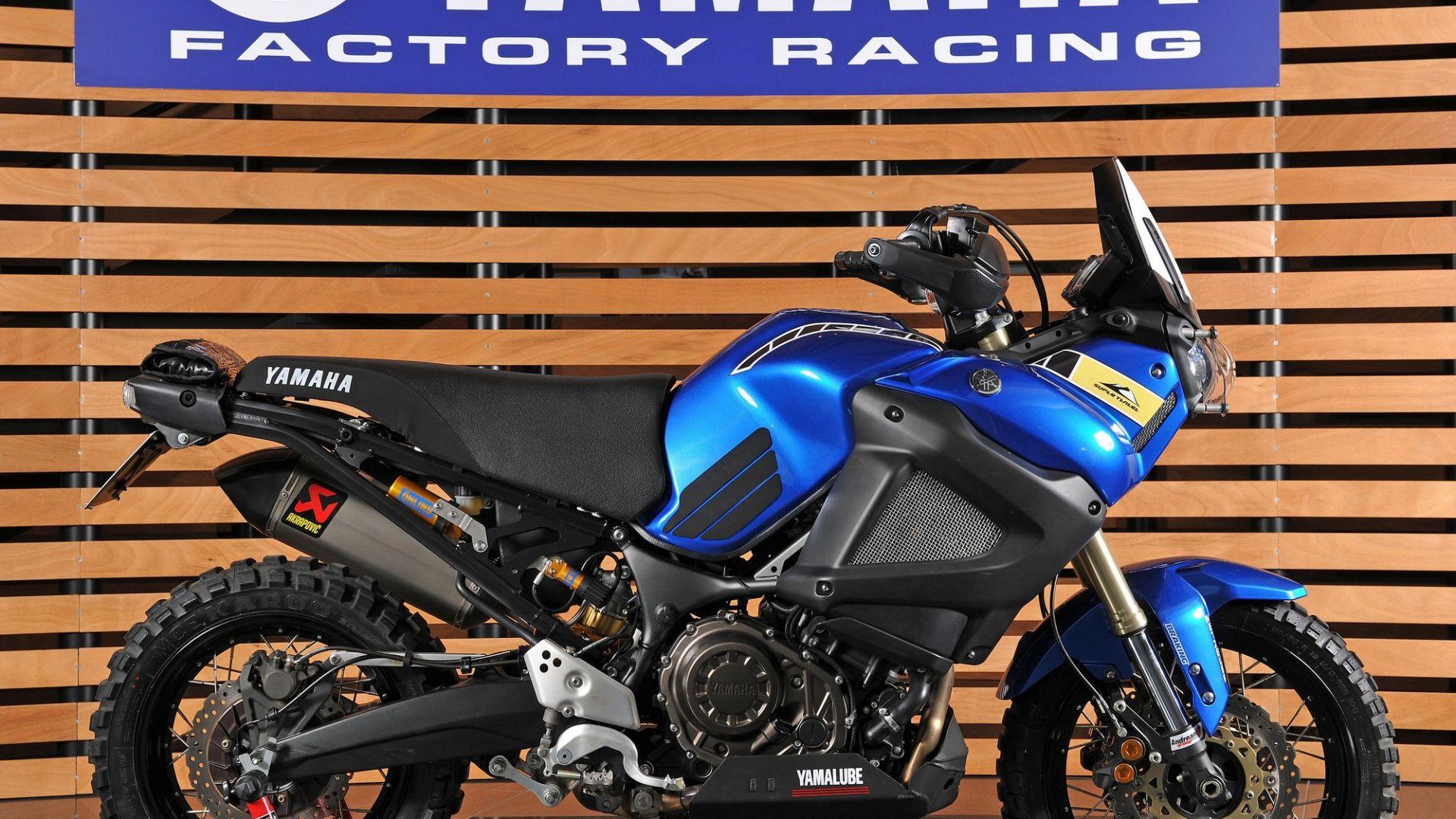 Immagine 0: Yamaha Super Ténéré XTZ1200 R