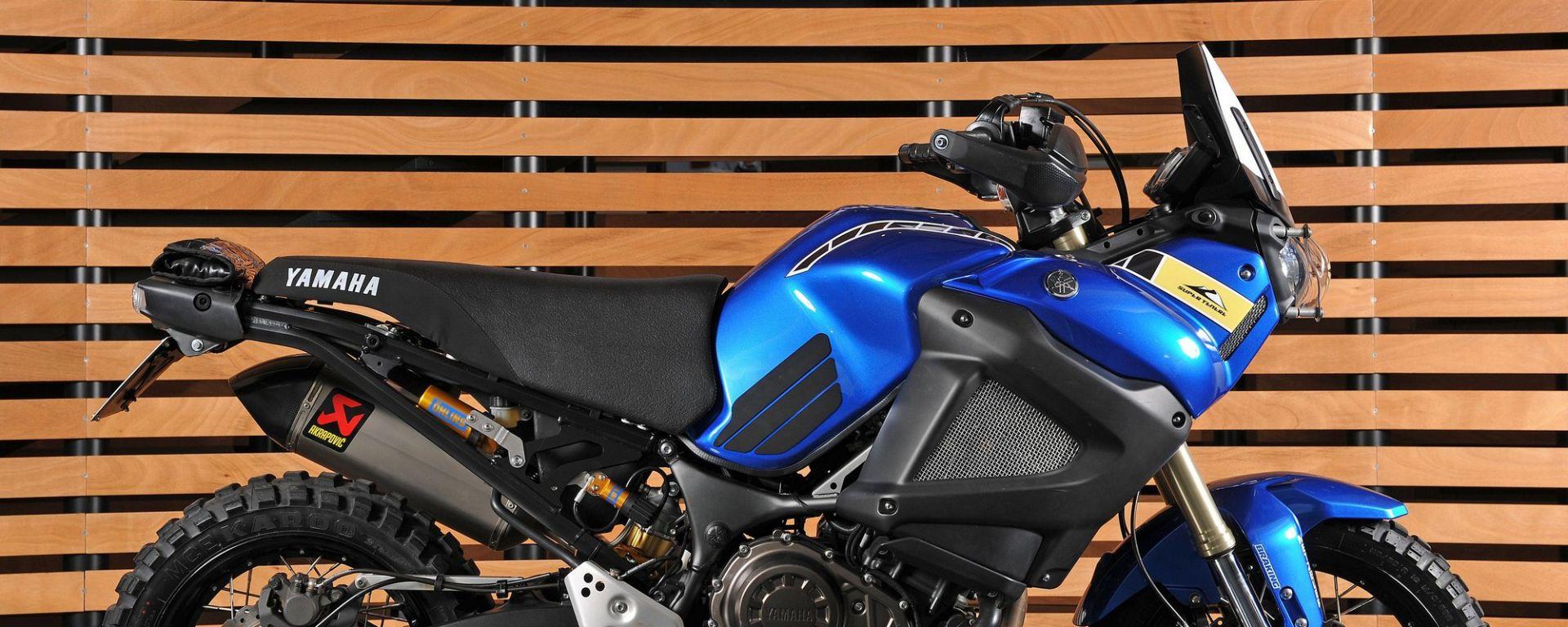 Yamaha Super Ténéré XTZ1200 R