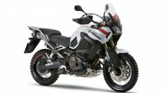 Yamaha Super Ténéré Worldcrosser Competition White - Immagine: 1