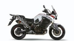 Yamaha Super Ténéré Worldcrosser Competition White - Immagine: 22