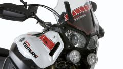 Yamaha Super Ténéré Worldcrosser Competition White - Immagine: 19