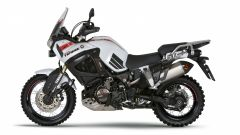 Yamaha Super Ténéré Worldcrosser Competition White - Immagine: 9