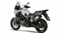 Yamaha Super Ténéré Worldcrosser Competition White - Immagine: 16