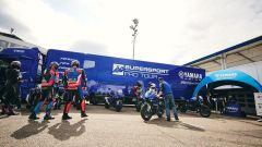 Yamaha Supersport Pro Tour: prova R1, R1M, R6 e R6 Race in pista - Immagine: 6