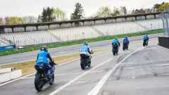 Yamaha Supersport Pro Tour: prova R1, R1M, R6 e R6 Race in pista - Immagine: 8