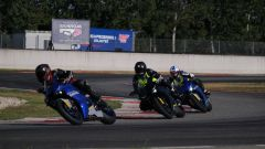 Yamaha Supersport Pro Tour 2021: test in pista R1, R1M e R6 Race