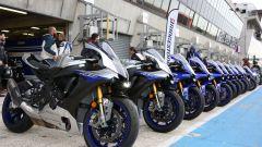 Yamaha Supersport Pro Tour: prova R1, R1M, R6 e R6 Race in pista - Immagine: 9
