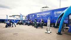 Yamaha Supersport Pro Tour: prova R1, R1M, R6 e R6 Race in pista - Immagine: 12