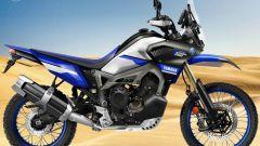 Yamaha Superténéré 1000: con il motore 3 cilindri della MT-09 per osare sulle piste della Dakar