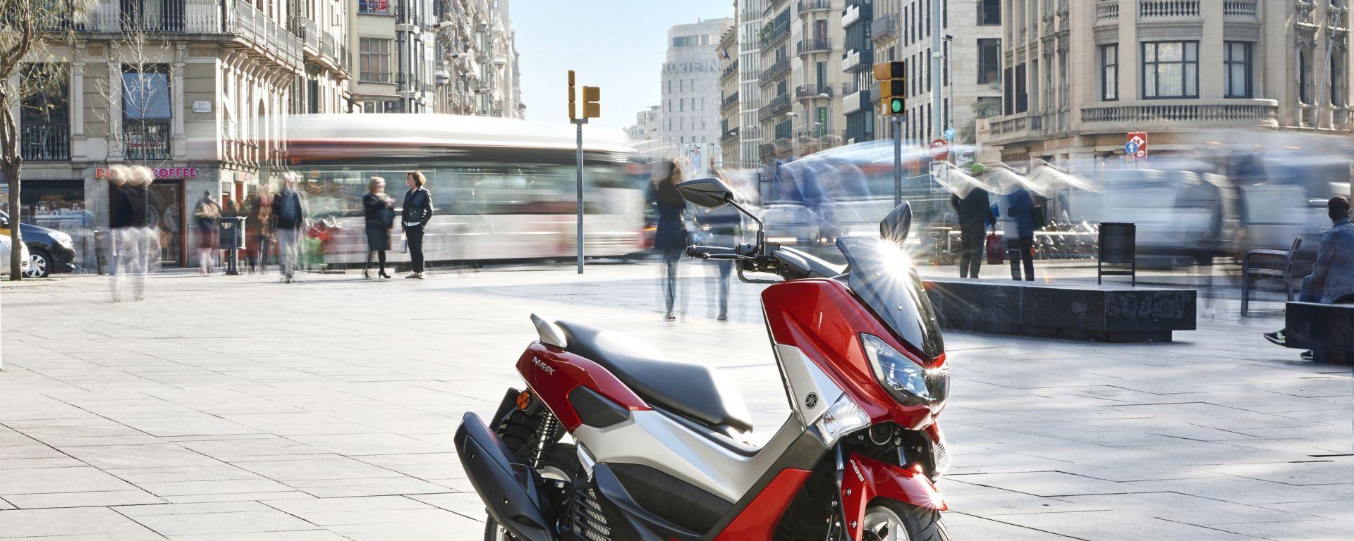 Yamaha: svelato il prezzo dell'NMAX
